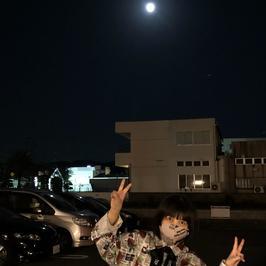 満月のハロウィン♪東かがわ市にて♪