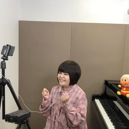 源川瑠々子さんの「星空の歌」本日より配信です♪